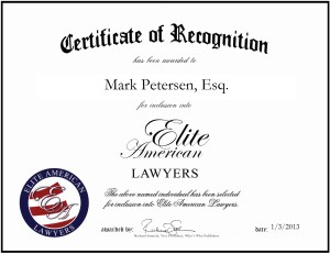 Petersen cert