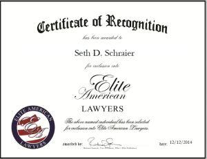 Seth D. Schraier