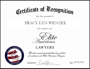 Tracy Wenzel