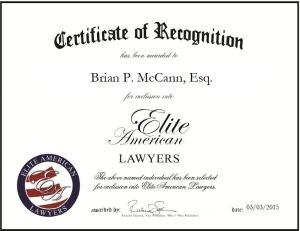 Brian P. McCann, Esq.