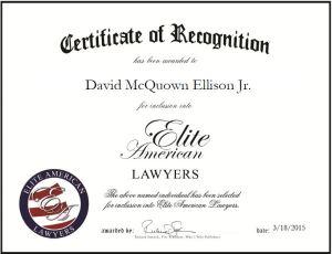 David McQuown Ellison