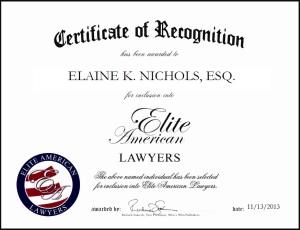 Elaine Nichols