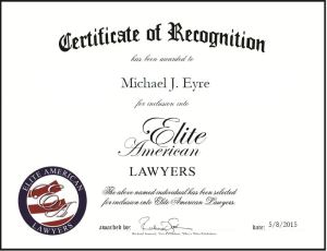 Michael J. Eyre
