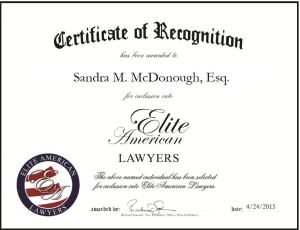 Sandra M. McDonough