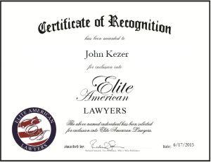 John Kezer