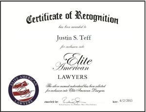 Justin S. Teff