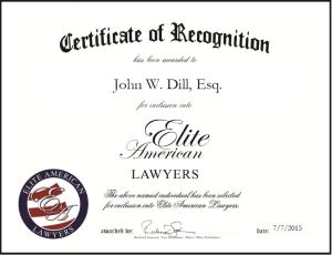 John W. Dill, Esq.