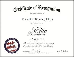 Robert S. Krause, LL.B.