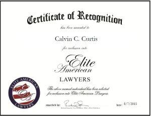 Calvin C. Curtis