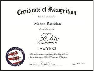 Mason Rashtian