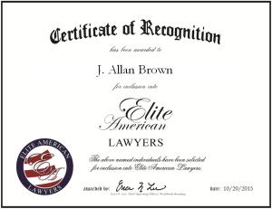 Brown, J. Allan 1998348