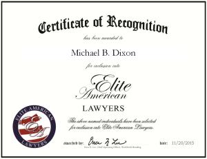 Dixon, Michael 2028716