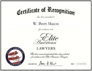 Mason, W. Brett 2031343
