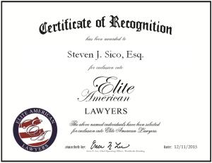 Sico, Steven 2029753