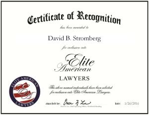 Stromberg, David 2029331