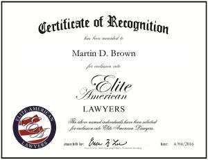 Brown, Martin 1951082